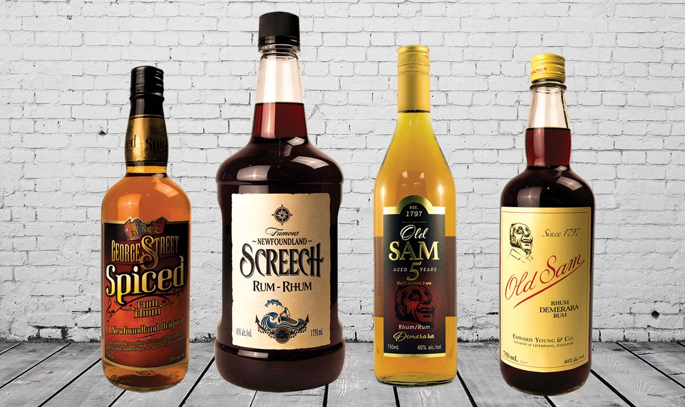 Our own brands at Rock Spirits